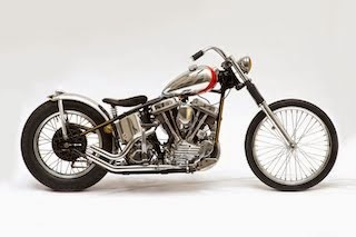 JAMESVILLE '49 FL PANHEAD VERSION II