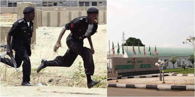 Policemen Flee as Robbers Shoot Bank Customer Dead in front of Imo Government House