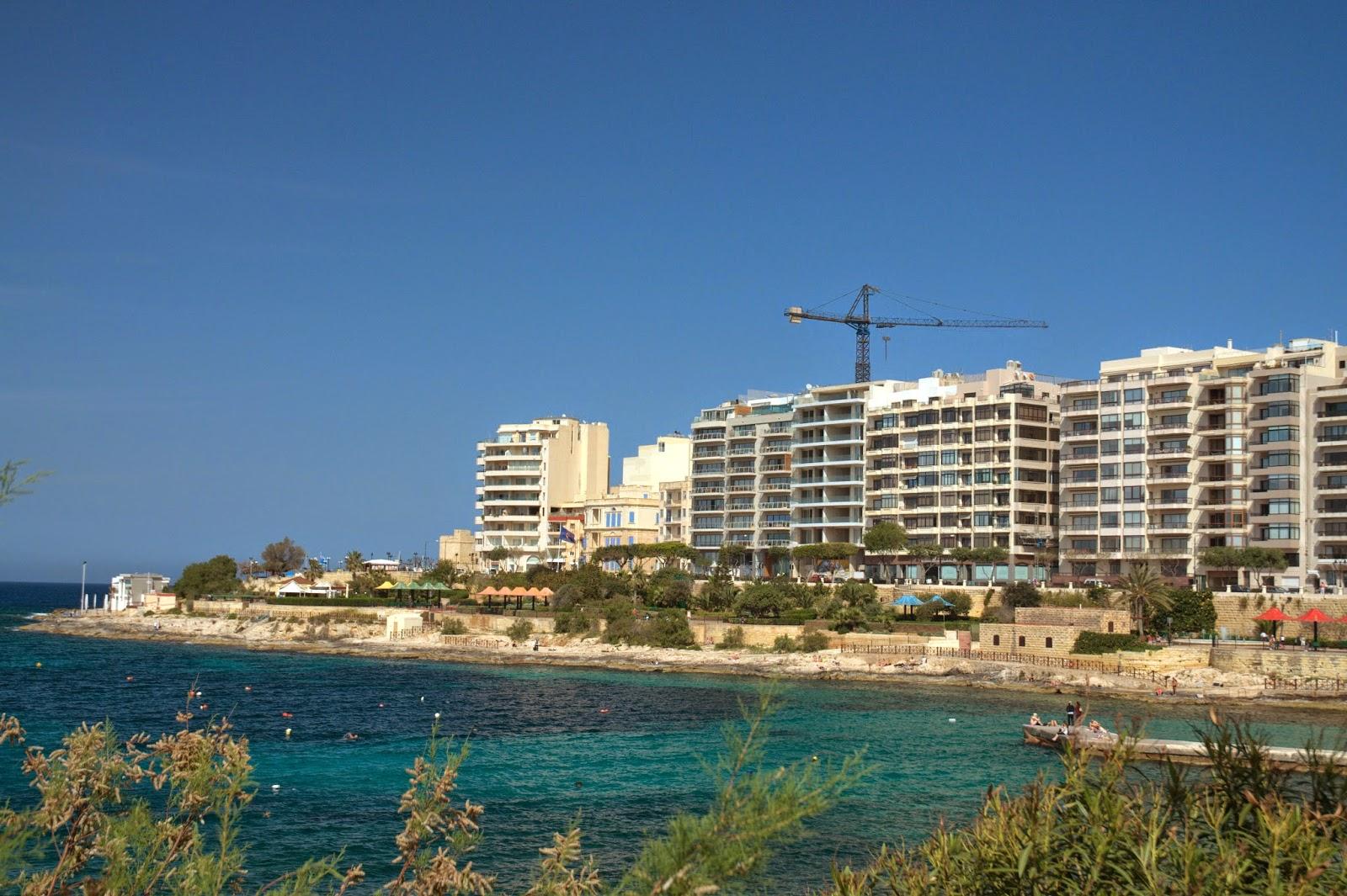 urocze zatoczki na Malcie