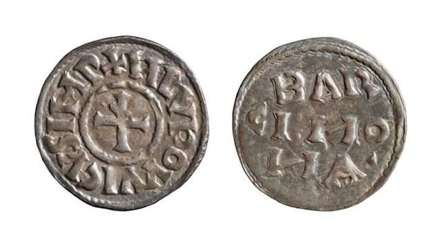 Barchinona, Barcelona, condado, moneda