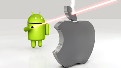 9 iOS Features that  Copied by Android