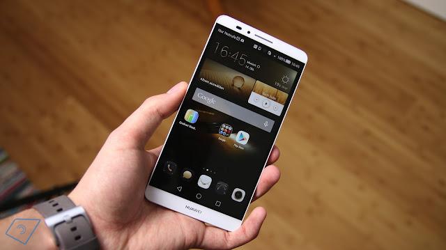 Huawei Recovery Transfer