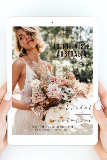 to the aisle | 2020 bridal gown exclusive - ON SALE NOW