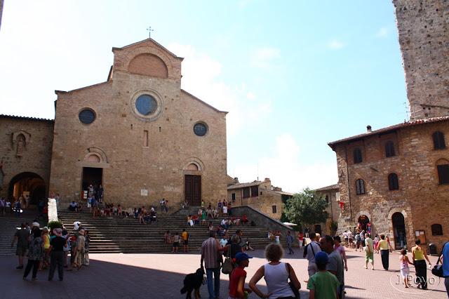 Collegiata de San Gimignano