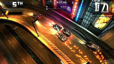 Download Mini Motor Racing RevDl