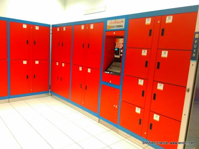 Locker Room Locker Counter Remember