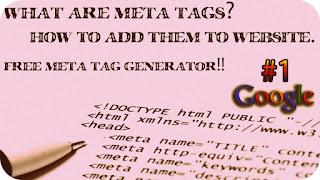 Blogger mein meta tag code kaise add kare seo ke liye full gauid