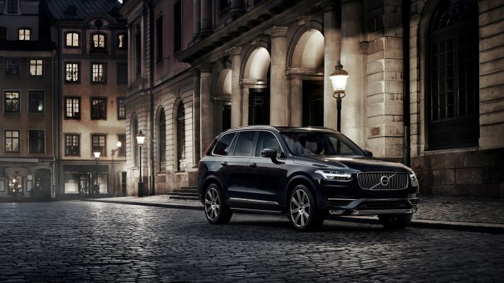 Wallpaper 2: Volvo XC90 2015