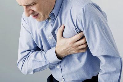 Causas de dor no peito