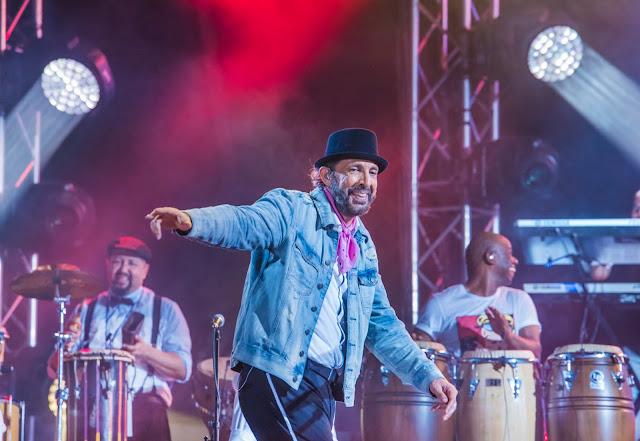 Concierto Juan Luis Guerra.