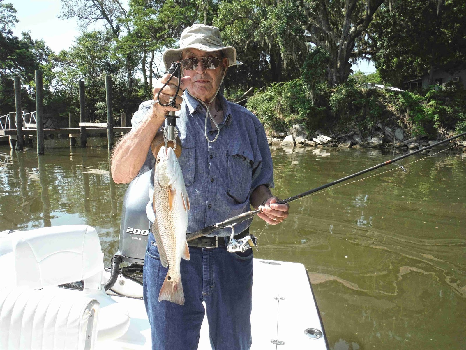 Amelia island fishing reports slot reds big trout good for Reds fly fishing