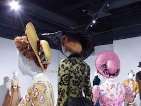 Cinderella movie costume hats