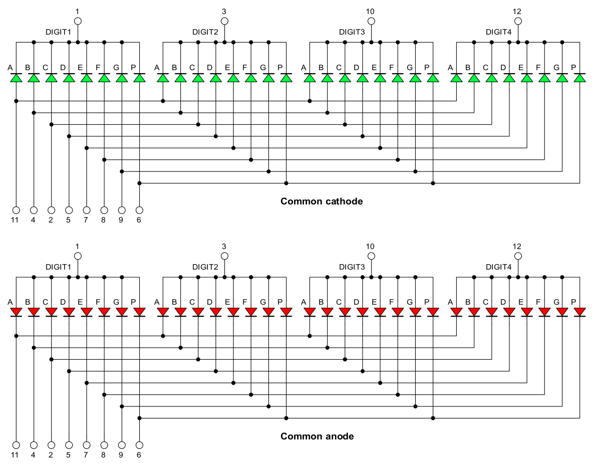 Simple Wiring Diagram Of 7 Segment Display from 4.bp.blogspot.com