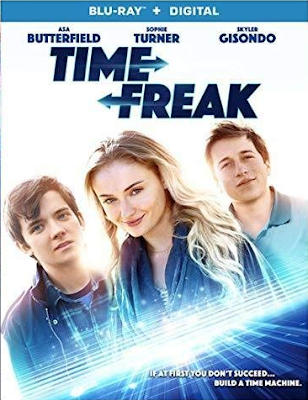 Time Freak [2018] [BD25] [Latino]