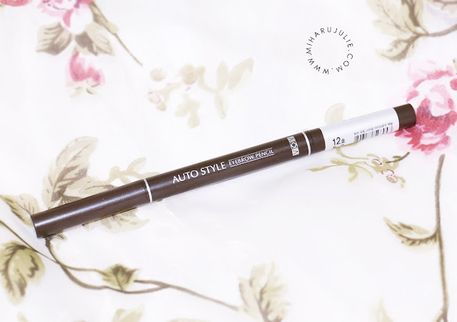 VOV Auto Style Eyebrow Pencil 12 Gray Review