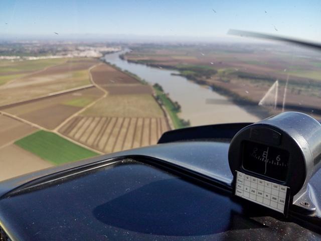 Piloto de avión por un día en la escuela de vuelo Aerohispalis
