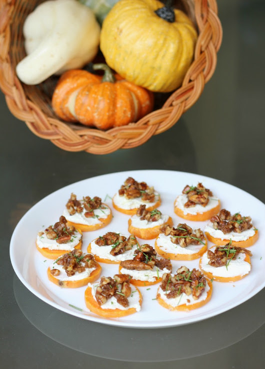 Flavors Of The Season: Thanksgiving Appetizer