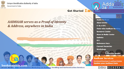 The Unique-Identification-Authority-of-India (UIDAI)-Current-Affairs-Notes