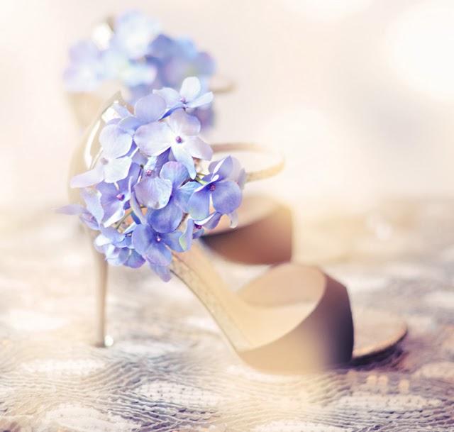 Ponle Flores a tus Zapatos. DIY.