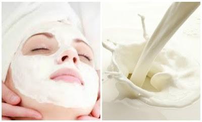 aclarar piel con leche
