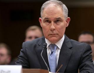 استقالة مدير وكالة حماية البيئة الأمريكية ردا على الهجمات الحرجة