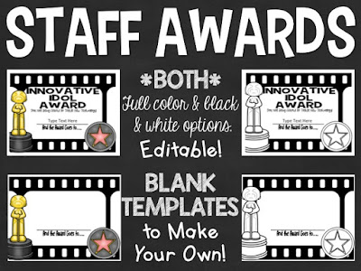https://www.teacherspayteachers.com/Product/Staff-Award-Ceremony-Bundle-Editable-2432423
