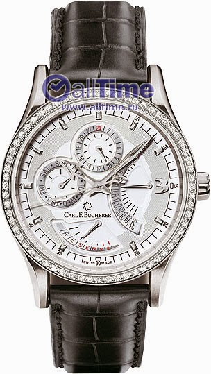 Carl F. Bucherer CF.B_10901.08.26.11 Manero Retrograde