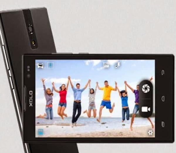 Xolo Q1001 Smartphone
