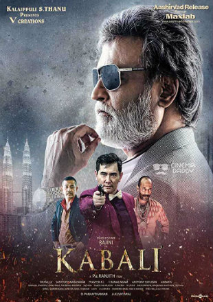 Kabali 2016 Hindi Dubbed Movie Download BRRip 720p Dual Audio