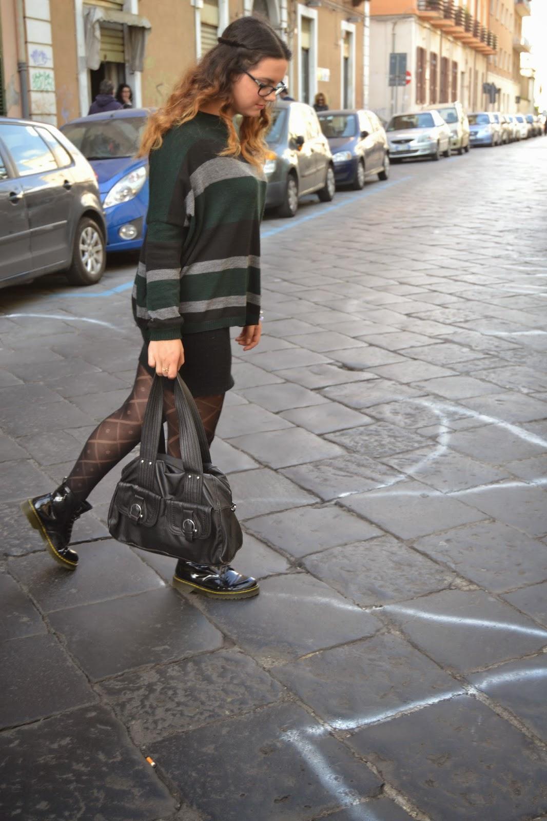 ootd outfit fashion blog tumblr girl bang orange hair zairadurso fashion's obsessions instagram zaira d'urso
