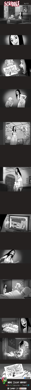 Silent Horror chap 91: Vẽ bậy