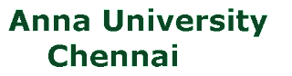 Anna University Chennai Time Table 2014