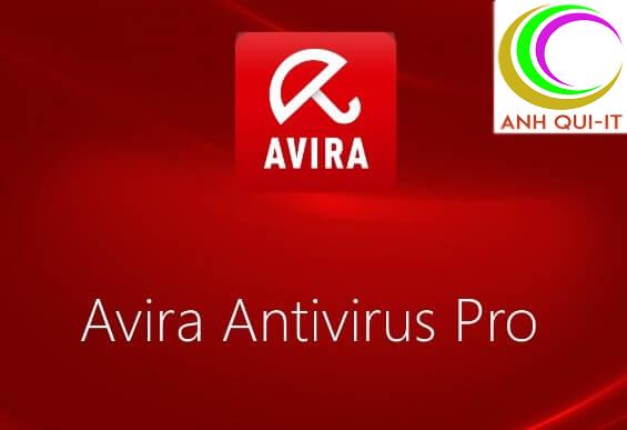 DESKTOP - Phần mềm Avira Antivirus Pro + KEY bản quyền