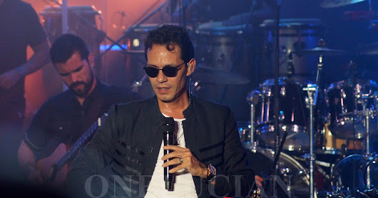 Does Marc Anthony Believe in Aliens?