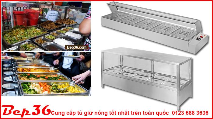 thiết bị giữ nóng thức ăn