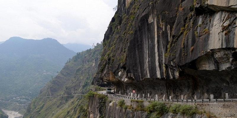kinnaur-manali highway