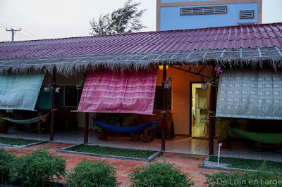 Sunset Lounge Guesthouse - Sihanoukville - Cambodge