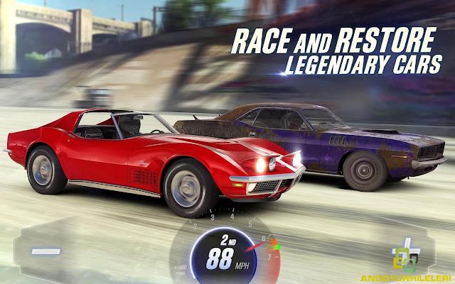 CSR Racing 2 v2.3.2 Hileli
