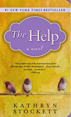 The Help by Kathryn Stockett - book cover