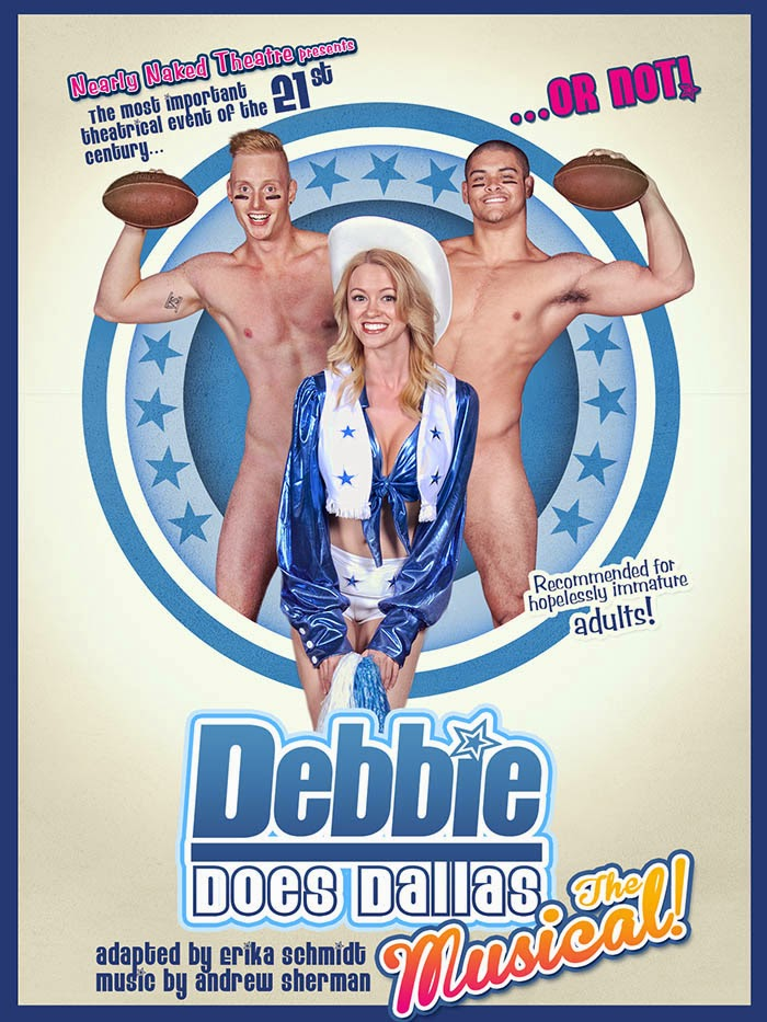 Reviews Debbie Does Dallas Nearly Naked Theatre