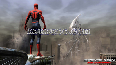 Download Spider Man Web Of Shadows ISO/CSO PSP PPSSPP High Compressed