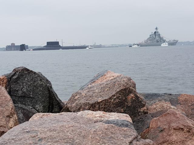 Ryssland överväger skrota sitt hangarfartyg - finns ingen torrdocka