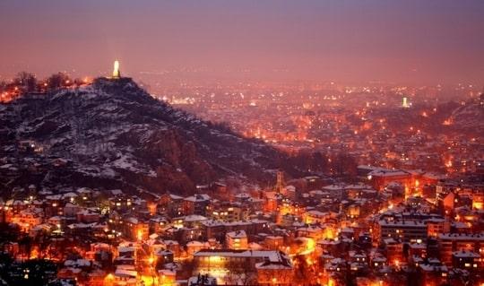 Город семи холмов