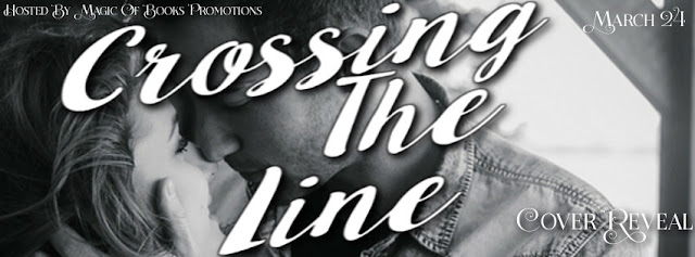 Crossing the Line by Kimberly Kincaid – Cover Reveal