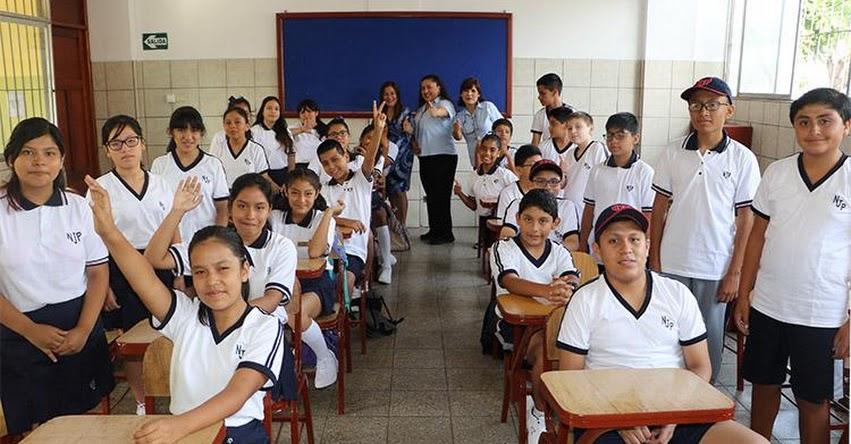 DRELM anuncia contratación de psicólogos, trabajadores y docentes para la atención de casos de violencia en los colegios - www.drelm.gob.pe