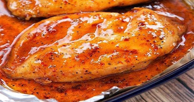 3-Ingredient Brown Sugar Italian Chicken Recipe