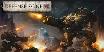 Defense Zone 3 HD Mod Apk + Data free on Android