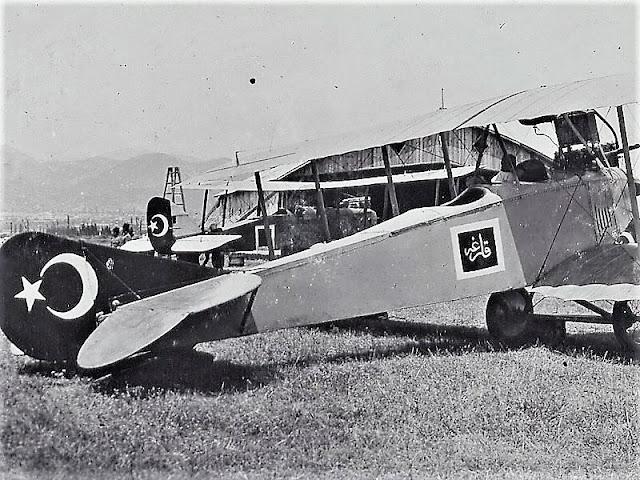 Antalya Akhisar uçuşu sırasında hava postası taşıyan uçak