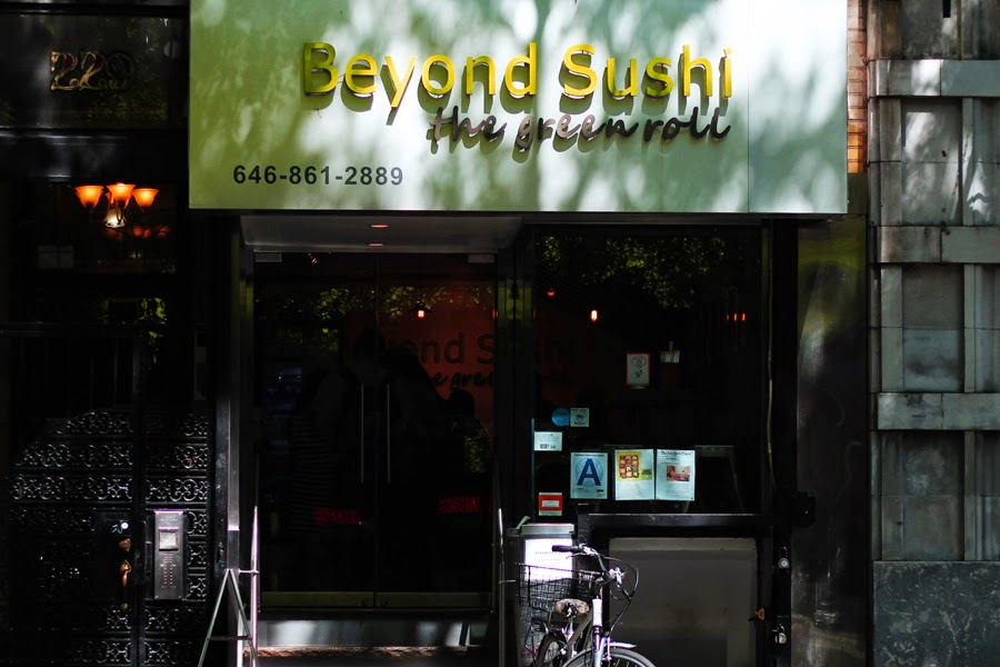 beyond sushi new york