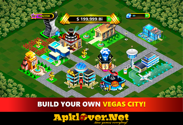 Fantasy Las Vegas MOD APK unlimited money & premium